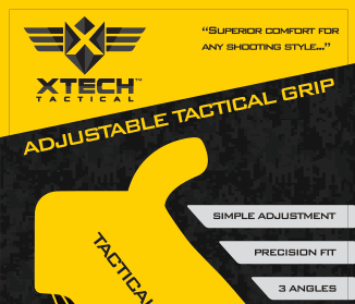 Adjustable Tactical Grip