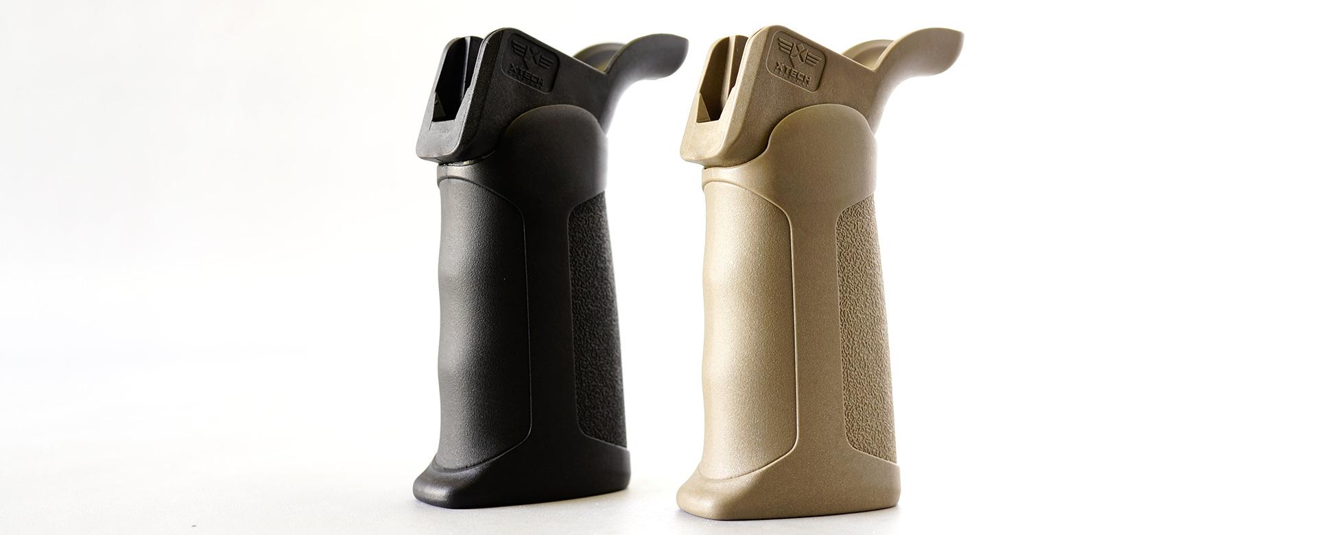 ATG AR15 Product Slider FDE Black