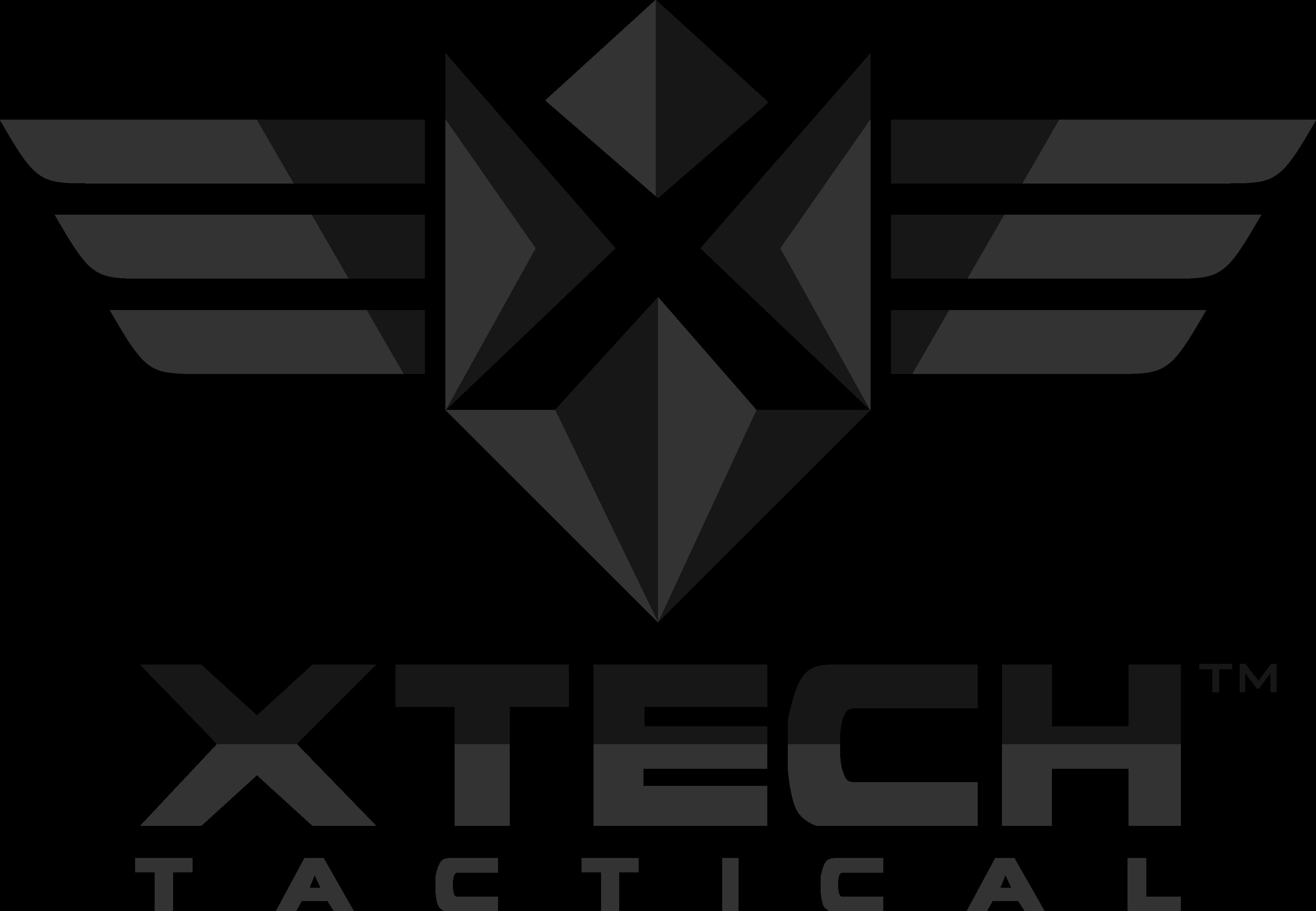XTech Logo TM Black