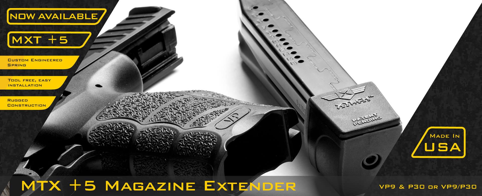 MXT +5 Magazine Extender
