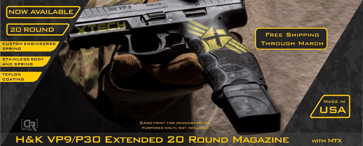 20 round clip slider