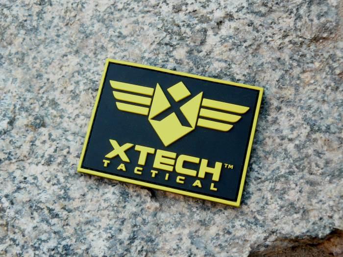 XTech Tactical PVC Patch