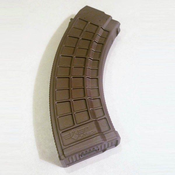 MAG47 Plum 30 AK 30-Round Magazine